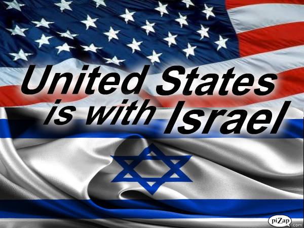 67% des américains ont une bonne opinion d'Israël. 19% pour les palestiniens.