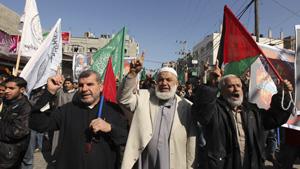 Le Hamas craint que l'agitation ne se propage à Gaza