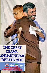 La belle histoire de Barack et Mahmoud – par Guy Millière