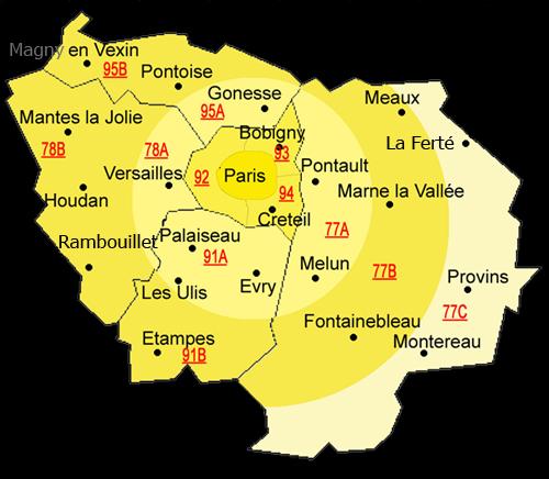 Israël veut un Califat islamique en Ile-de-France fin 2011 – Par Michel Garroté