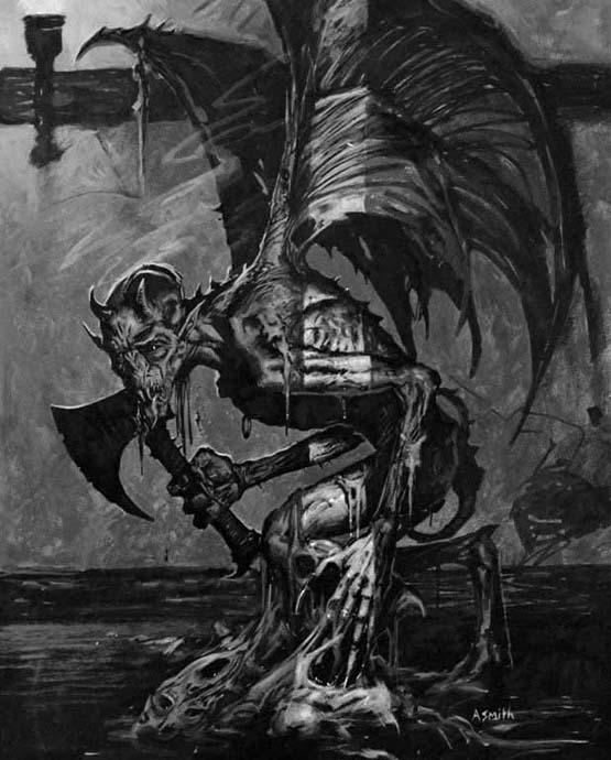 Le monde face à ses démons – par Ghislain Allon