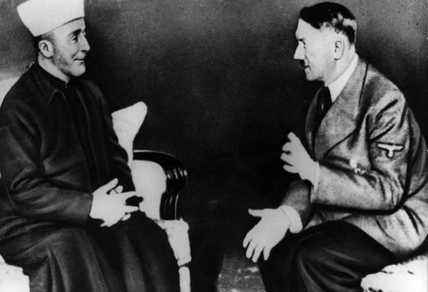 Vidéos: documentaire sur la collaboration entre Islam et Nazisme