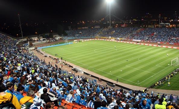 l'UEFA choisit Israël pour organiser le championnat d'Europe de football des moins de 21 ans en 2013