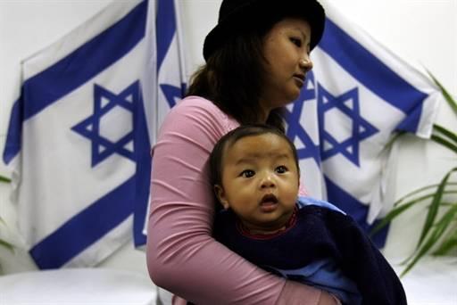 Des descendants d'une tribu juive perdue veulent quitter l'Inde pour Israël