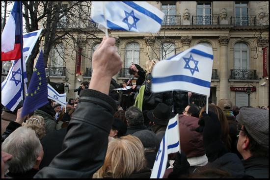 Quand Sarkozy parle aux Juifs de France – Par Michel V. Garroté Dengler
