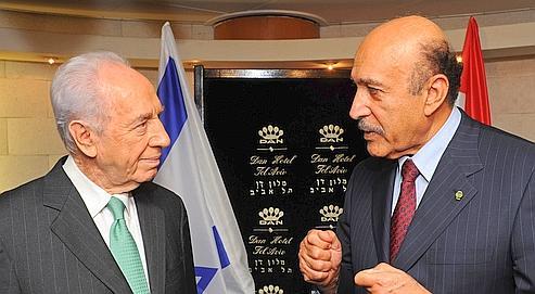Israël fonde tous ses espoirs sur Omar Souleiman