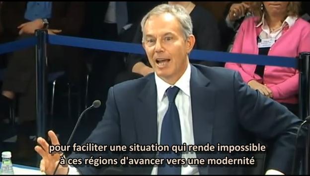 Vidéo: Tony Blair alerte sur le fondamentalisme islamique