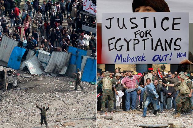 Quelles seraient les conséquences régionales d'une « Révolution égyptienne » ?