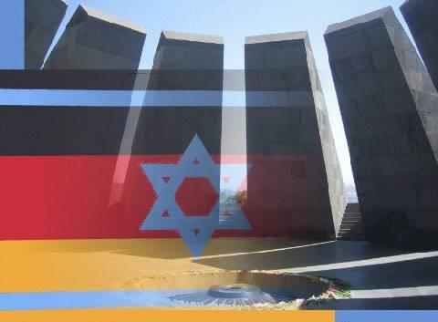 Les Juifs d'Allemagne reconnaissent le génocide des Arméniens