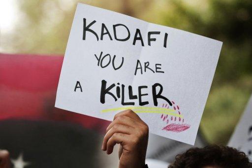 Kadhafi est-il en fuite vers le Venezuela ?