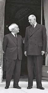EXCLUSIF : Lettre de M. David Ben Gourion au Général de Gaulle