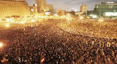 L'Égypte en ébullition  par Daniel Pipes