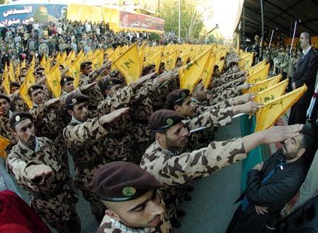 Près de 1 500 membres du Hezbollah participent à la répression de l'opposition à Téhéran, selon les Moujahidine