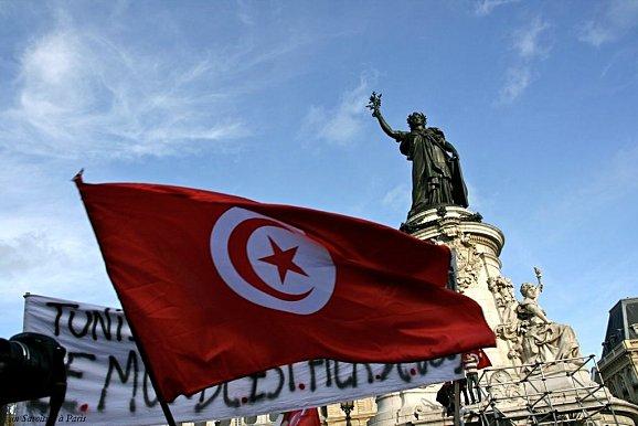 Révolution de Jasmin : liberté d'expression interdite à Paris ?