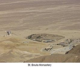 Vidéo Egypte : raid de l'armée sur les monastères coptes
