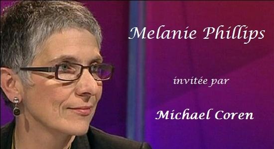 Vidéos: Melanie Philips journaliste livre sa vision sur l'islam et la liberté d'expression