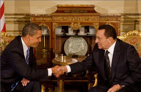 Obama, ferme avec Moubarak, faible avec Ahmadinejad – par Ivan Rioufol