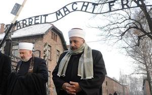 Des personnalités juives, musulmanes et chrétiennes réunies à Auschwitz