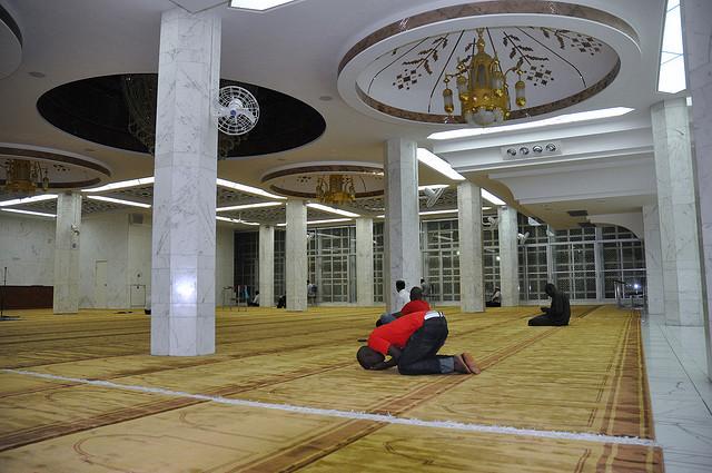 L'Université hébraïque inaugure une salle de prière pour les Musulmans