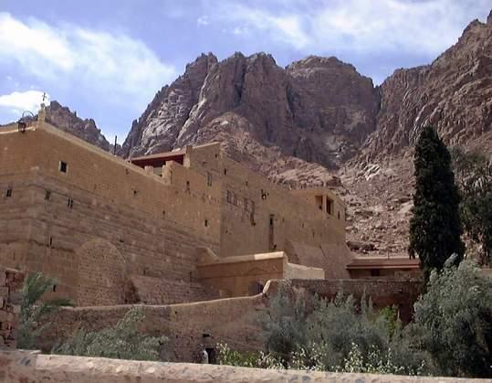 Le Sinaï est déjà indépendant !