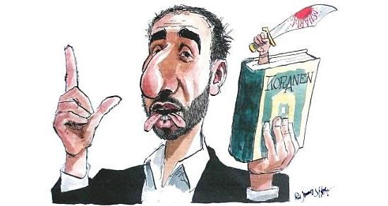 Tariq Ramadan persiste et signe dans la lapidation et la charia