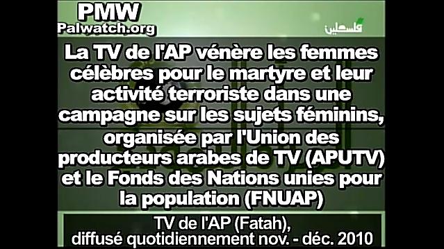 Des partenaires onusiens d'une campagne arabe présentent la femme terroriste comme un modèle à suivre dans le monde arabe