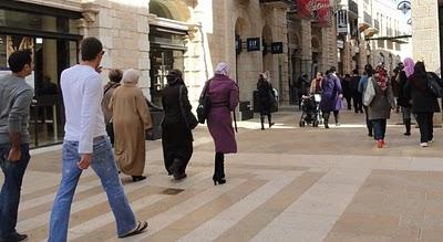 Israël apartheid ? C'est le seul pays du Moyen Orient où les femmes arabes bénéficient des mêmes droits…