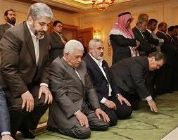 « L'''Autorité palestinienne'' est sur le point d'enterrer le processus de paix »