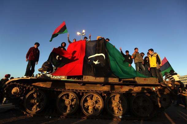 Libye: Sociologie d'une révolution Par Michel Gurfinkiel