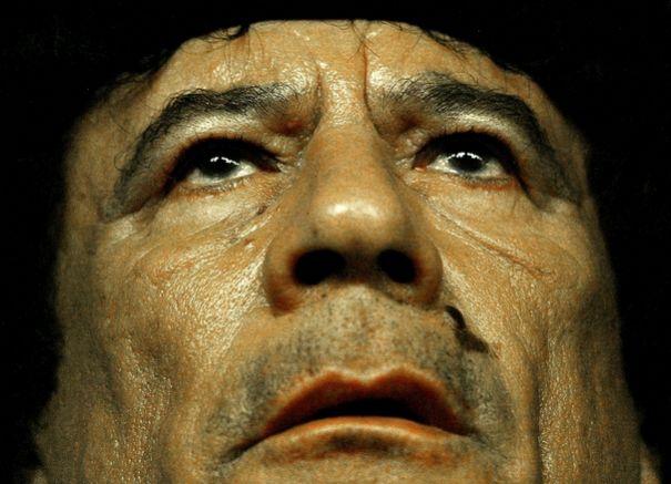 Kadhafi voulait créer un parti politique à la Knesset