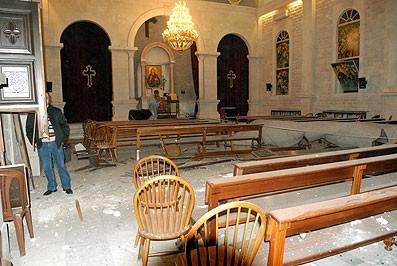 Liban: L'église syriaque de Zahlé, nouvelle cible du terrorisme