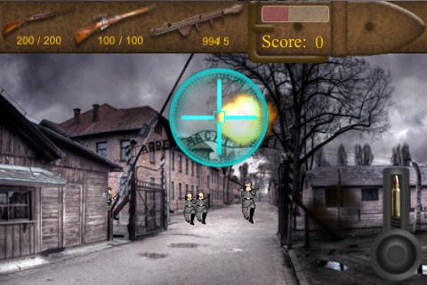 Jeux vidéo: «Auschwitz Liberation» pour iPhone ! La banalisation de la Shoah.