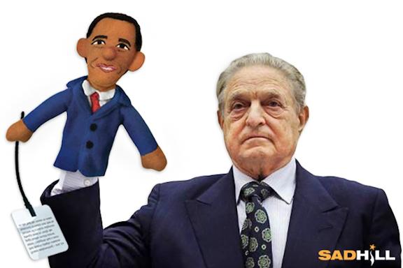 Ashrawi de l'OLP et Georges Soros derrière la doctrine d'Obama en Lybie