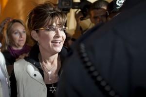 Sarah Palin à Israël: Pourquoi vous excusez-vous tout le temps ?