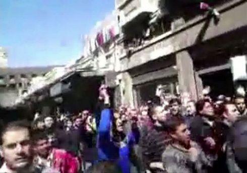 Syrie : Le peuple syrien menace le Hezbollah et demande le retrait de ses combattants de Syrie