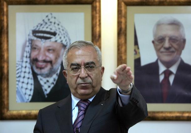 Fayyad compte réclamer 5 milliards de dollars à l'Occident