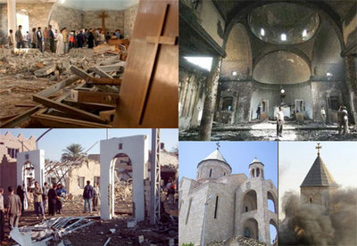 The Silent Extermination of Iraq's 'Christian Dogs'  by Raymond Ibrahim