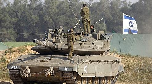 Israël envisage une nouvelle incursion à Gaza
