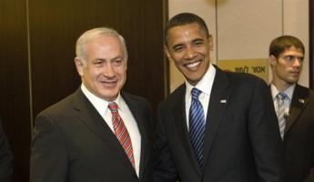 Pérès choisit Obama contre Netanyahou