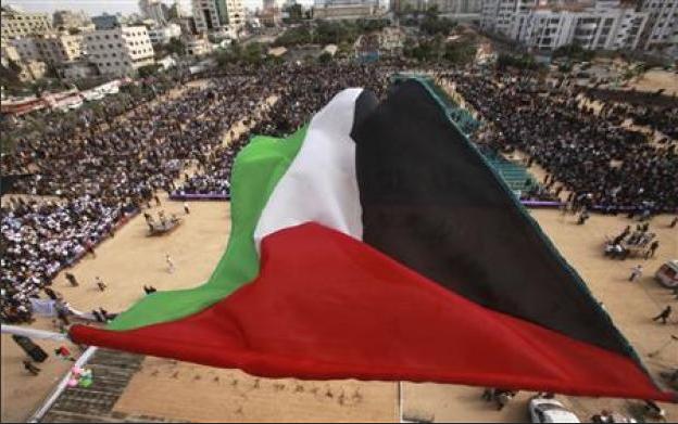 L'Occident soutient une «Palestine» Judenrein (sans juifs).