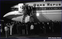 L'avion de la paix d'Anouar El Sadate est désormais israélien par Samuel Nathan
