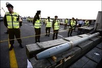 Une compagnie française transporte des missiles pour le Hamas