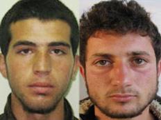 Les monstres du massacre de la famille Fogel d'Itamar arrêtés