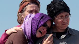 Voilà des Palestiniens qui ont eu leur ration de sang par Jean-Pierre Bensimon
