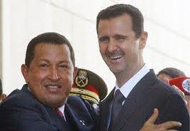 Pourquoi Chavez a raison de soutenir Assad