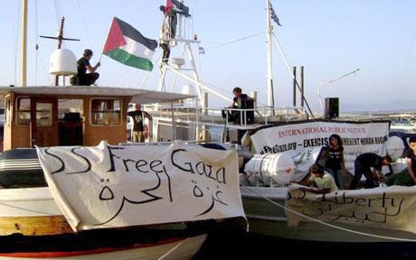 Du retard dans la flottille 2011. Les élections turques en cause ?