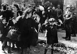Commémoration du 68ème anniversaire du Soulèvement du Ghetto de Varsovie,  par Charles-Etienne NEPHTALI