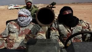 Libye : Des insurgés inquiétants