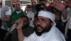 « Nous n'avons pas peur de mourir en chahids et nous continuerons vers la mosquée de Jérusalem »