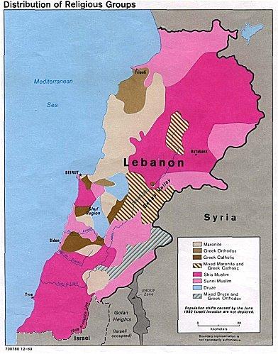 Non Messieurs les libanais, Israël n'est pas notre ennemi ! Par Ftouh Souhail